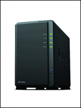 Synology DS218Play NAS 2x3TB